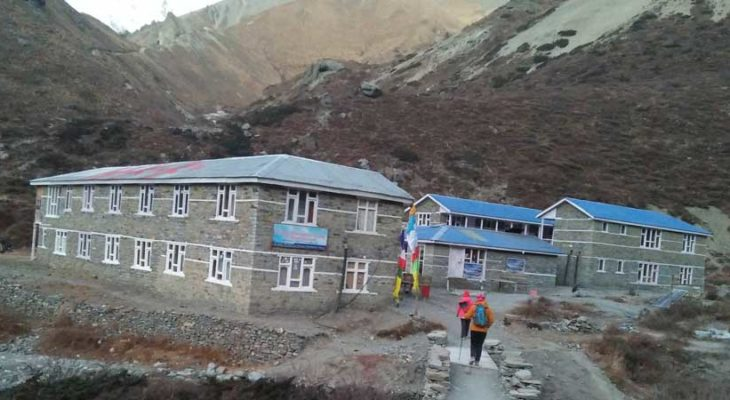 Guest house in tilicho base camp