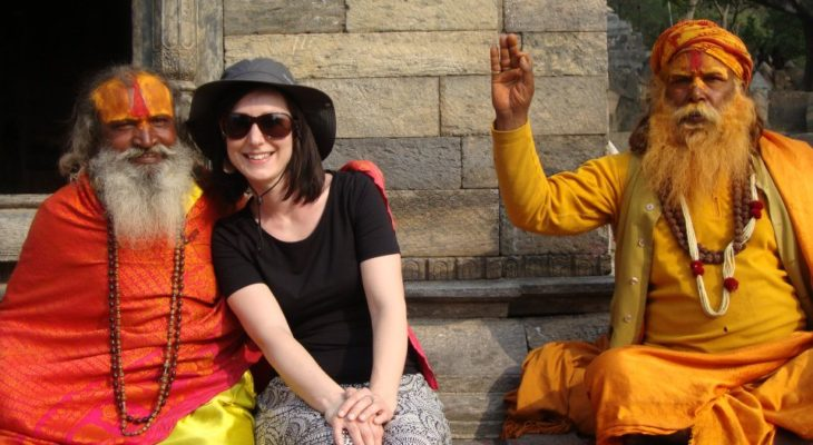 Photo from Oldest Hindu Temple Pashupatinath
