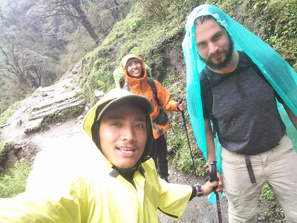 A journey through to Poon Hill