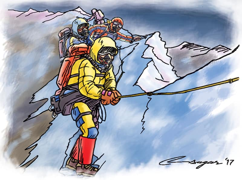 Altitude Sickness: Do's and Don't