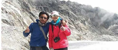 Everest Base Camp and Chola Pass
