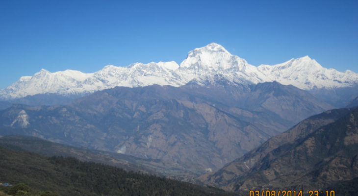 View from Poon Hill