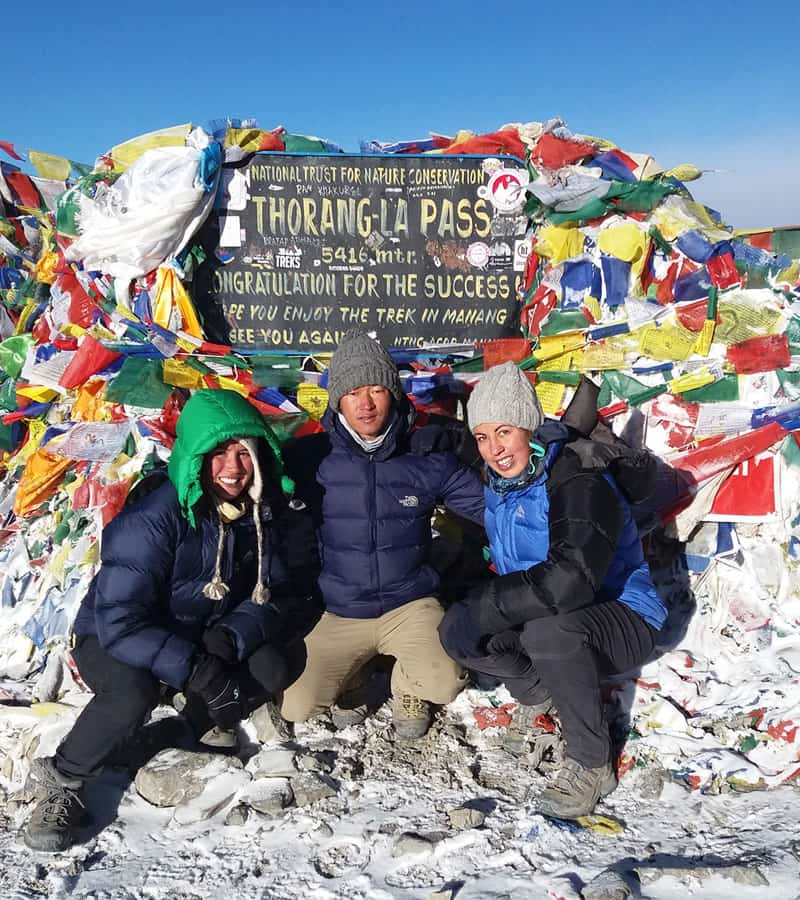 Awesome Experience On The Annapurna