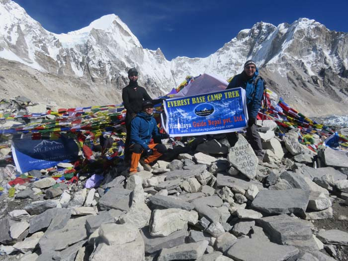 The Most Awaited and Thrilling Adventure | Everest Base Camp Trek