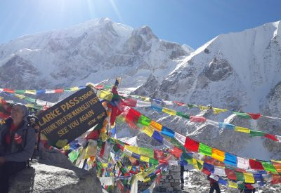 We are organizing 10 trekking peaks in Nepal as our clients interest.